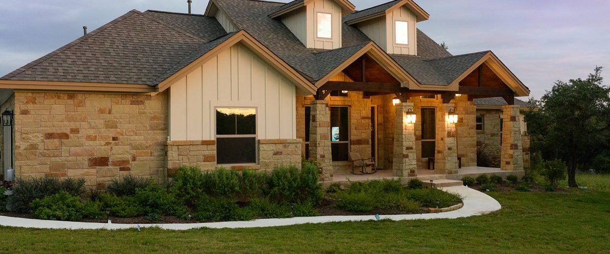 10709 Valley Vista Road Austin, TX 78737 Frontyard